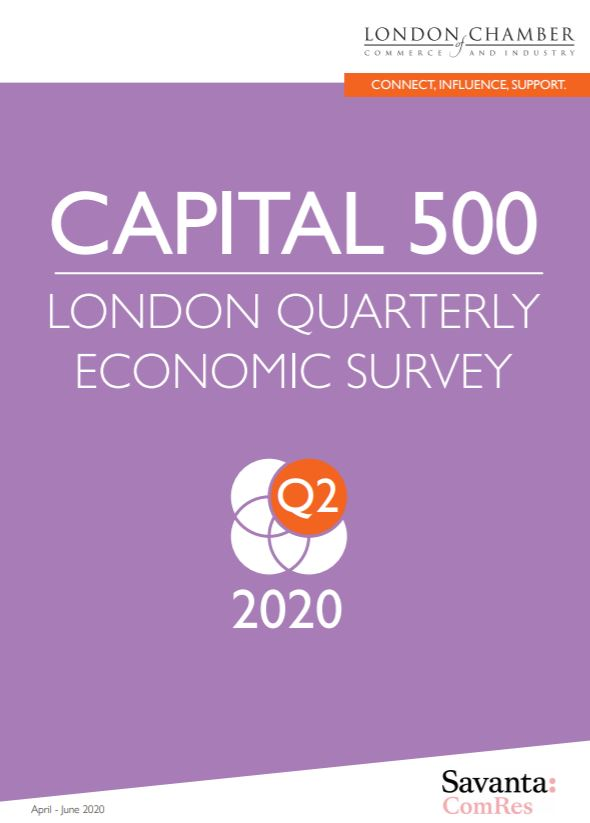 Capital 500: London Quarterly Economic Survey, Q2 2020