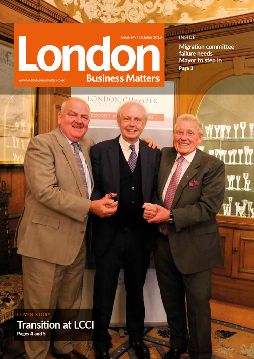 London Business Matters October 2018