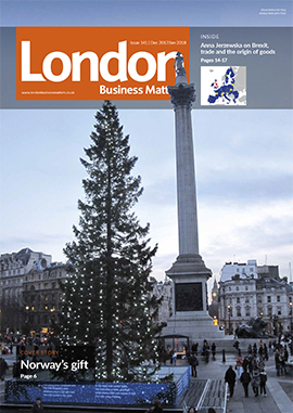 London Business Matters December 2017 / January 2018