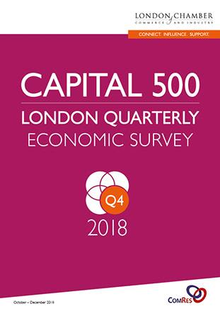 Capital 500: London Quarterly Economic Survey, Q4 2018