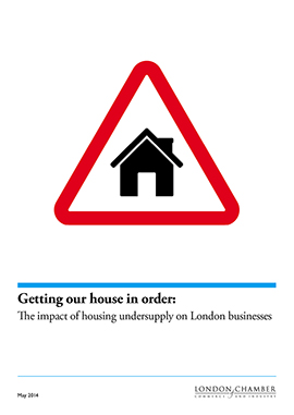 Getting our house in order: The impact of housing undersupply on London businesses