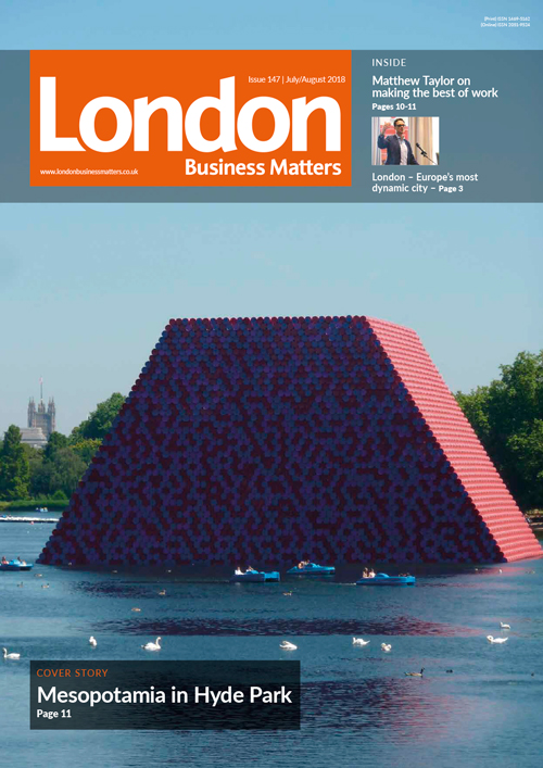 London Business Matters July / August 2018