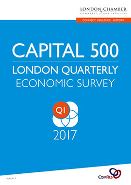 Capital 500: London Quarterly Economic Survey, Q1 2017