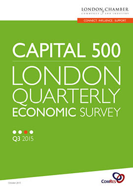 Capital 500: London Quarterly Economic Survey, Q3 2015
