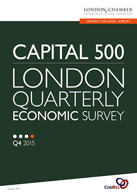 Capital 500: London Quarterly Economic Survey, Q4 2015