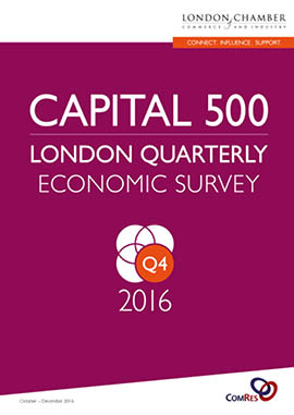 Capital 500: London Quarterly Economic Survey, Q4 2016