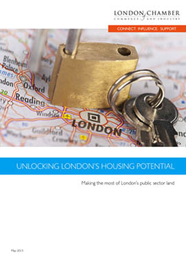 Unlocking London's housing potential: Making the most of London's public sector land
