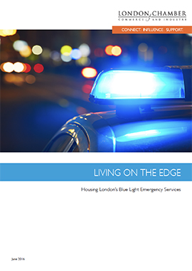 Living on the Edge: Housing London's Blue Light emergency services