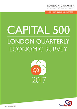 Capital 500: London Quarterly Economic Survey, Q3 2017