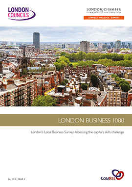 London Business 1000: London's local business survey
