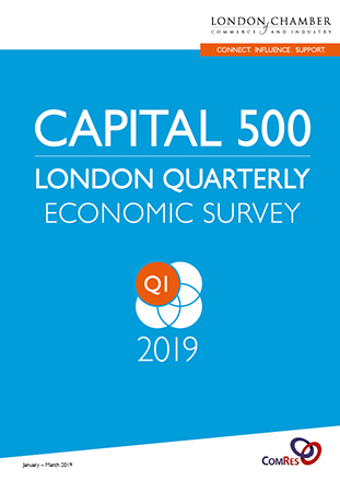 Capital 500: London Quarterly Economic Survey, Q1 2019