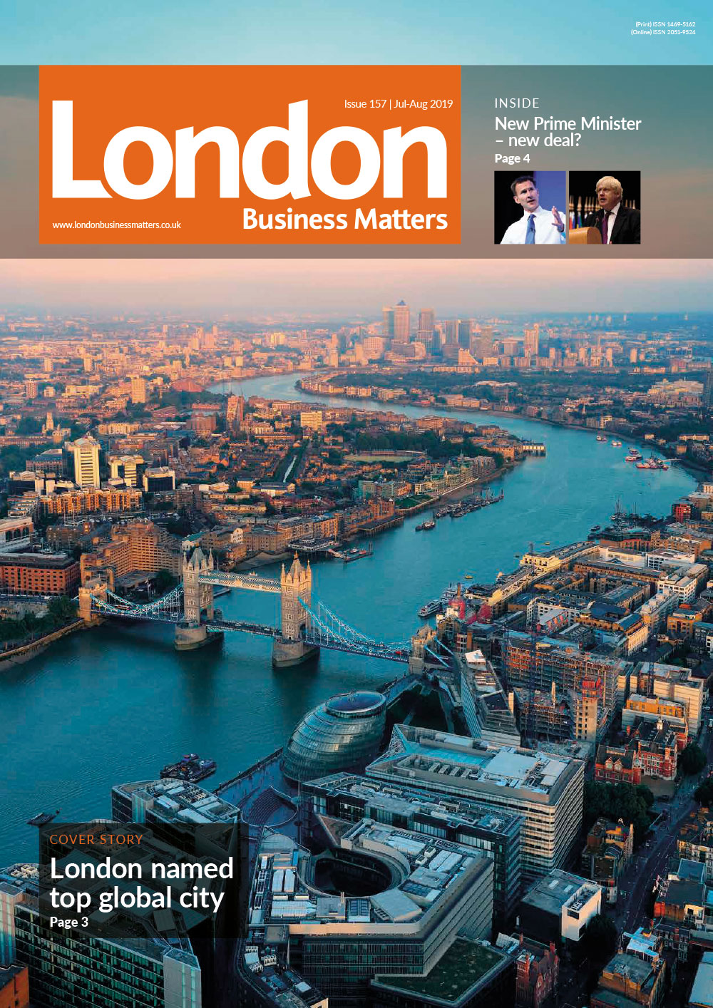 London Business Matters July / August 2019