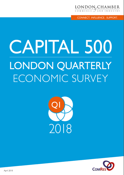 Capital 500: London Quarterly Economic Survey, Q1 2018